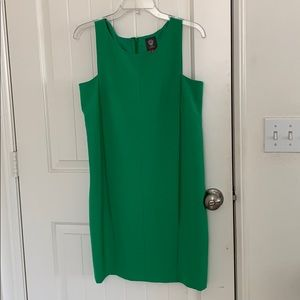 Vince Camuto straight line dress